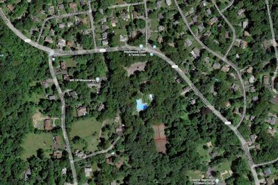 Maplewood map