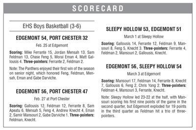 EHS boys basketball box 3/5 issue