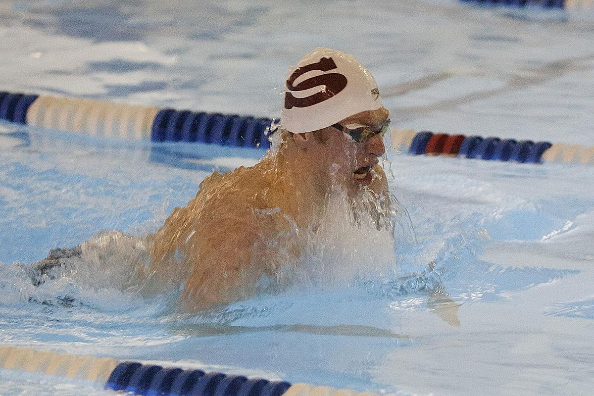 Scarsdale boys swimming