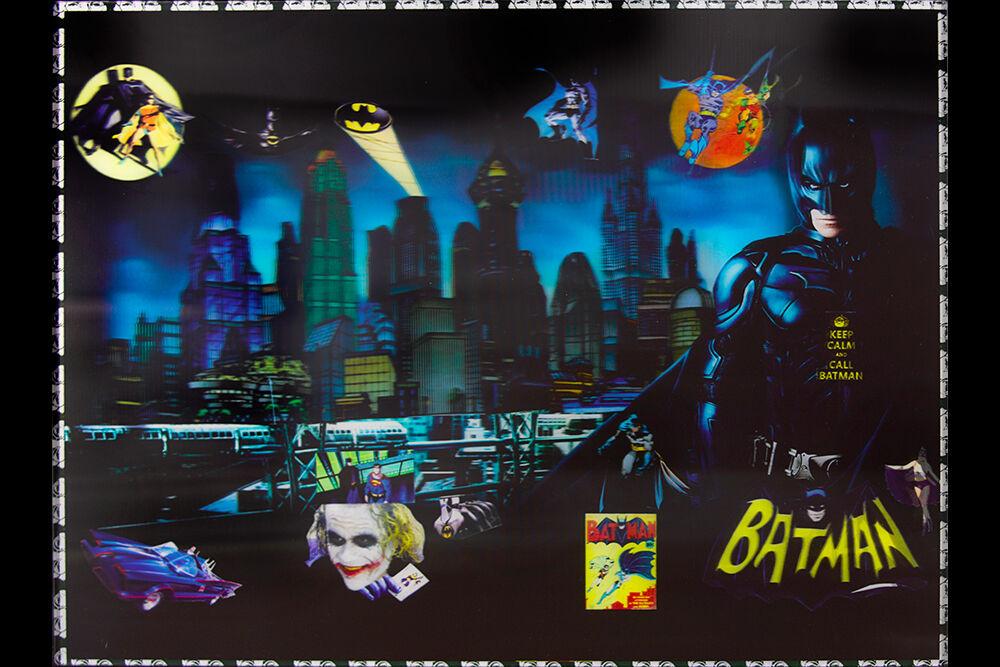 """Superman, Batman, and the American Way"""