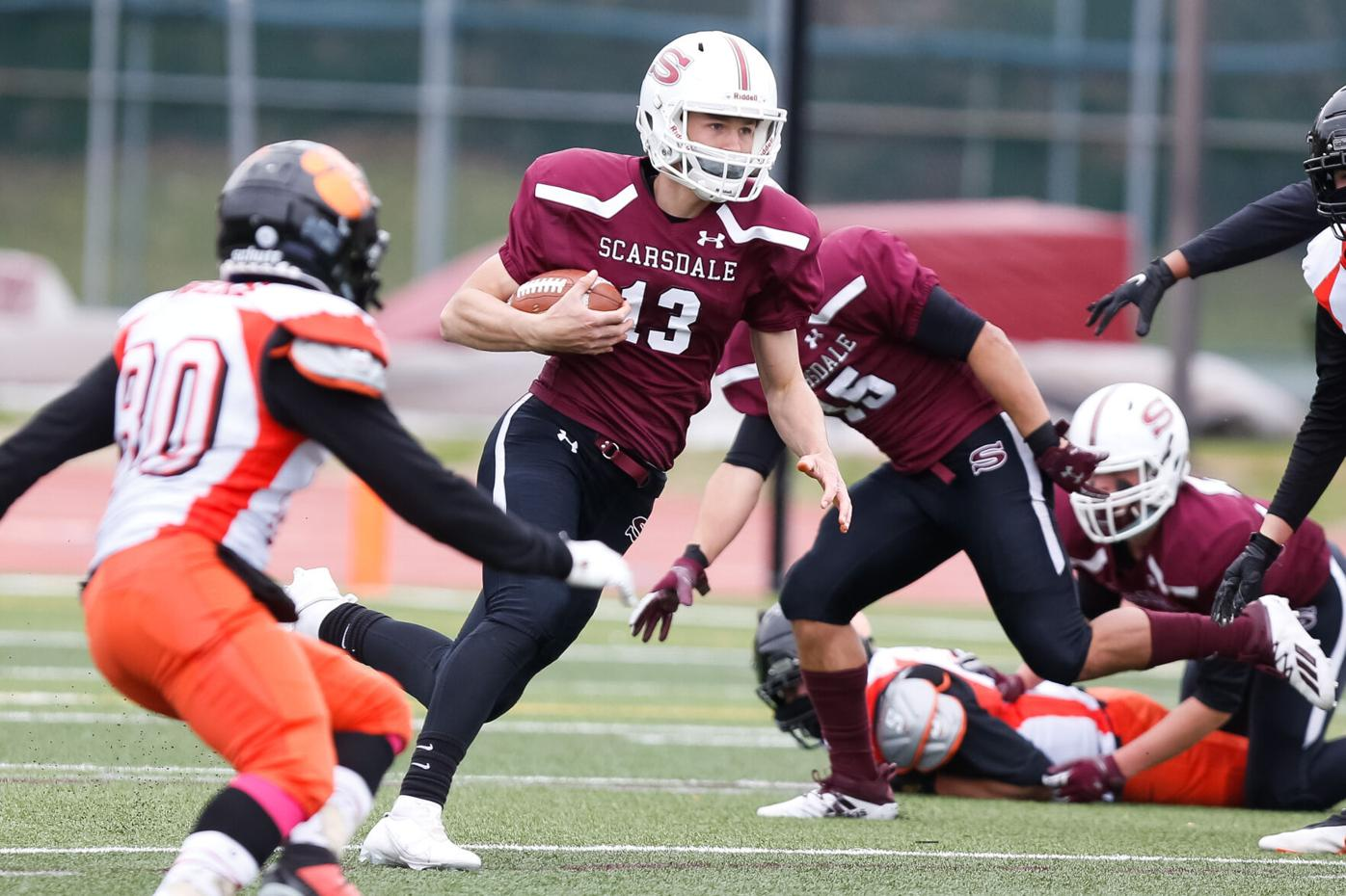 Noah Ebner Borst Scarsdale Football