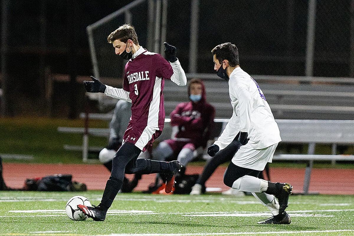 Scarsdale boys soccer