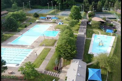 The Greenburgh pool complex photo