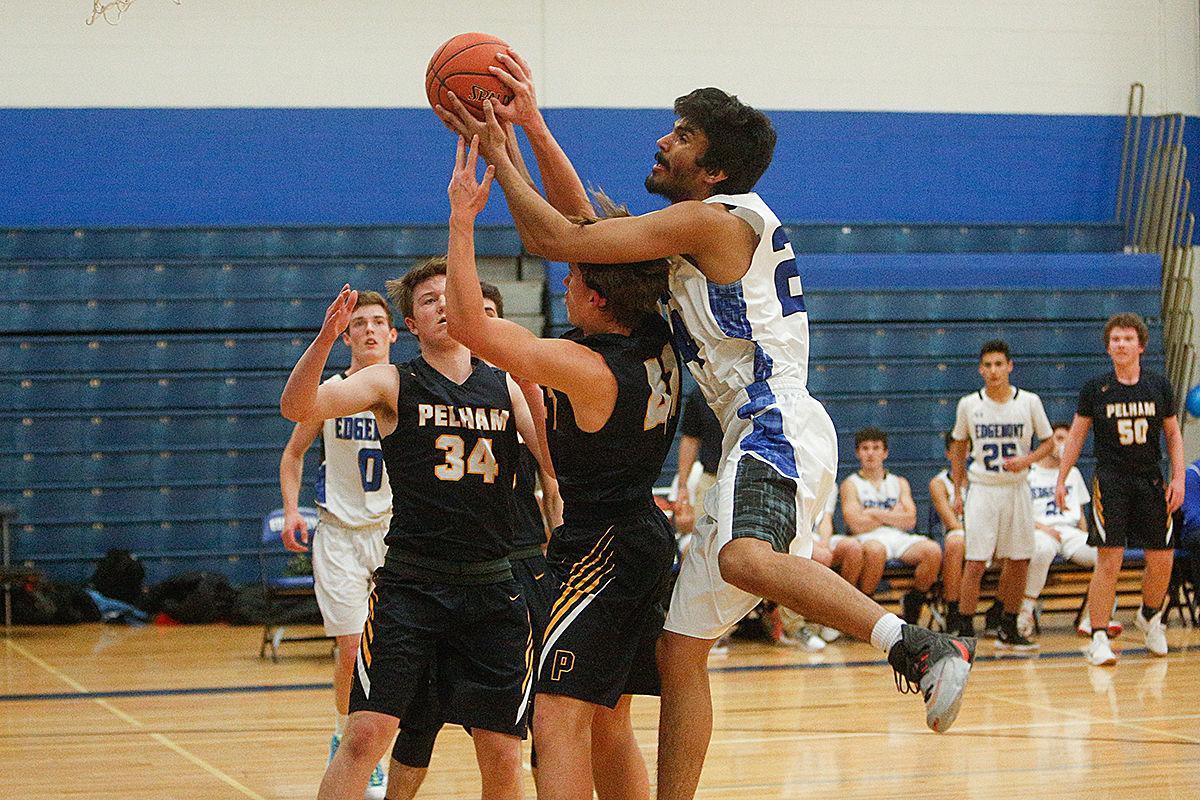 Edgemont boys basketball
