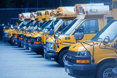 School bus reopen photo