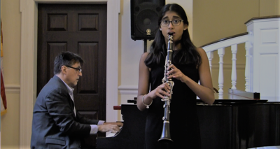 Curtain call: Edgemont eighth-grader to play Carnegie Hall