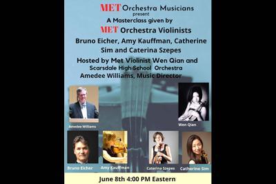 Metropolitan Opera Orchestra poster