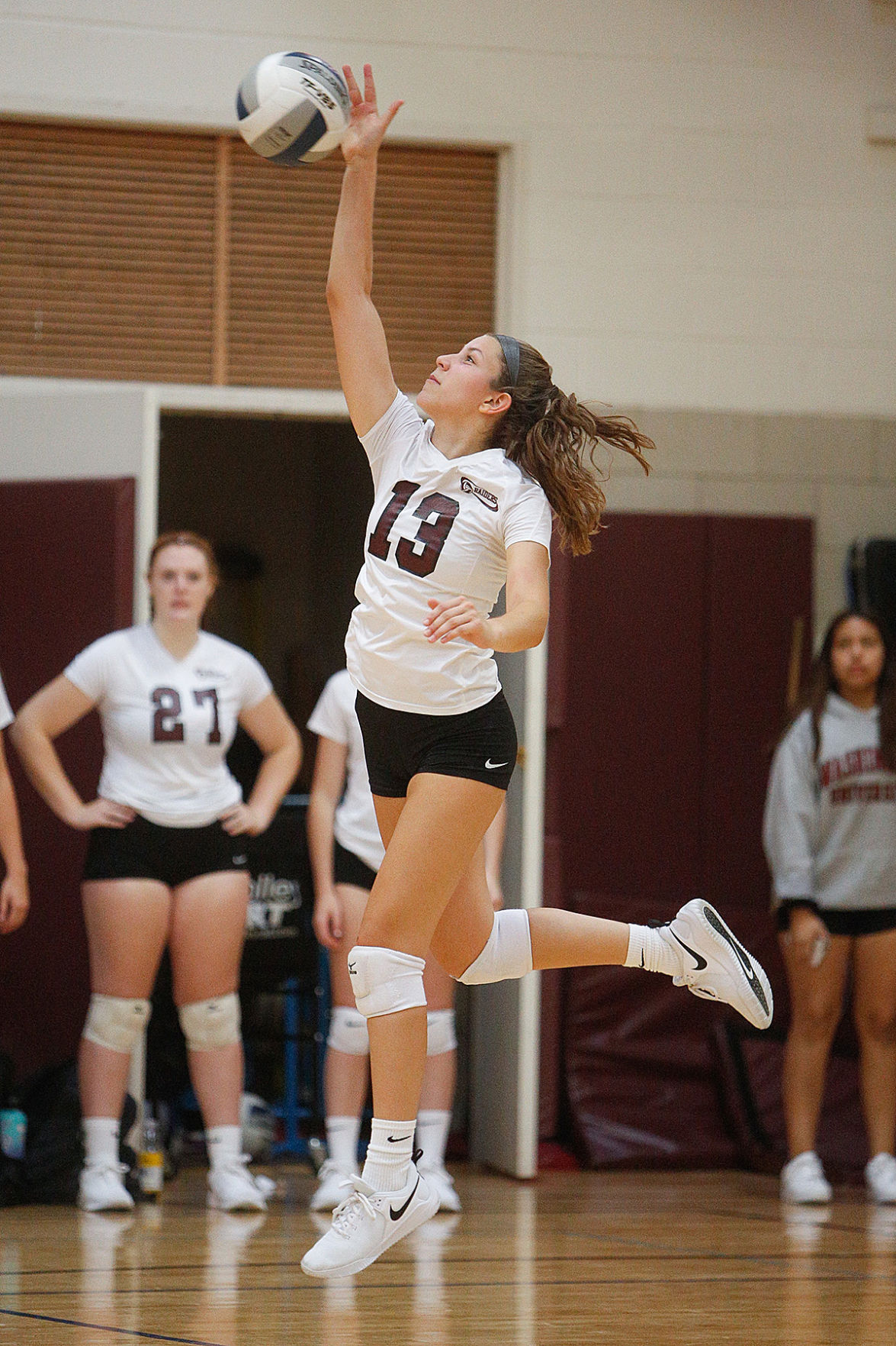 Scarsdale volleyball