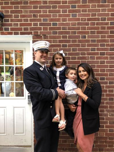 Galucci promoted to captain