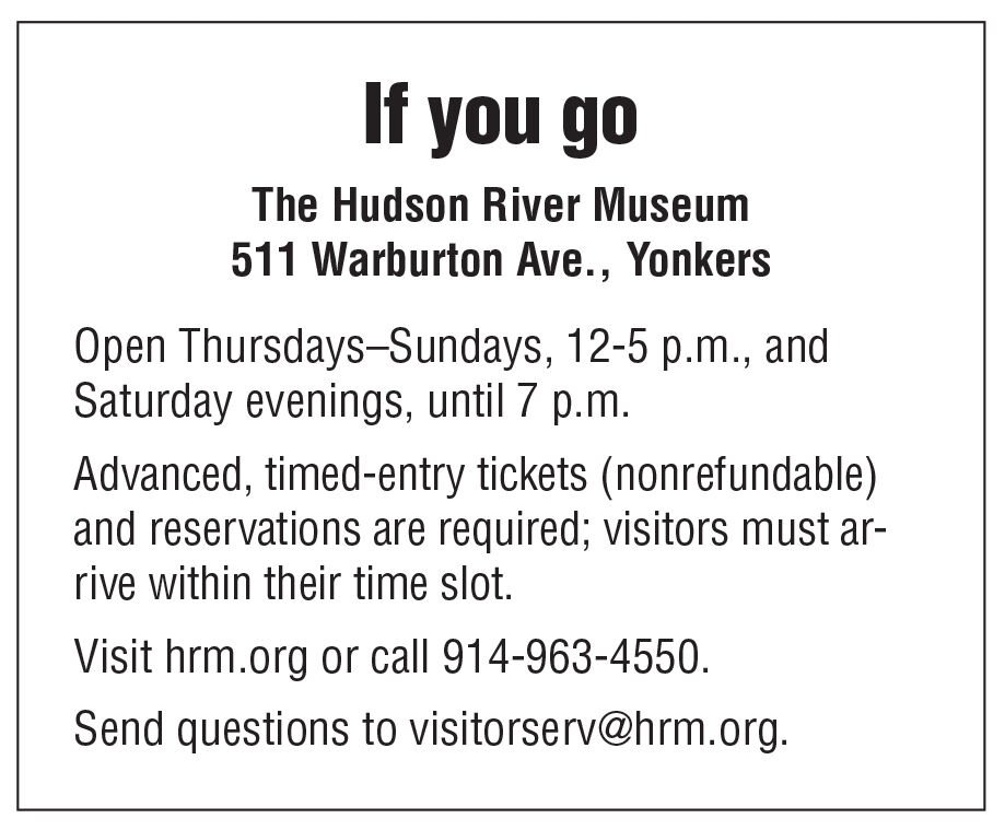 Hudson River Museum box 8/7 issue