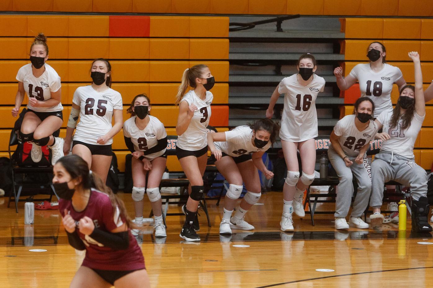 Sc girls volleyball