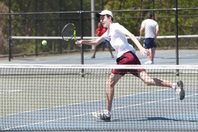 Raider tennis seeking revenge vs. Greeley brady