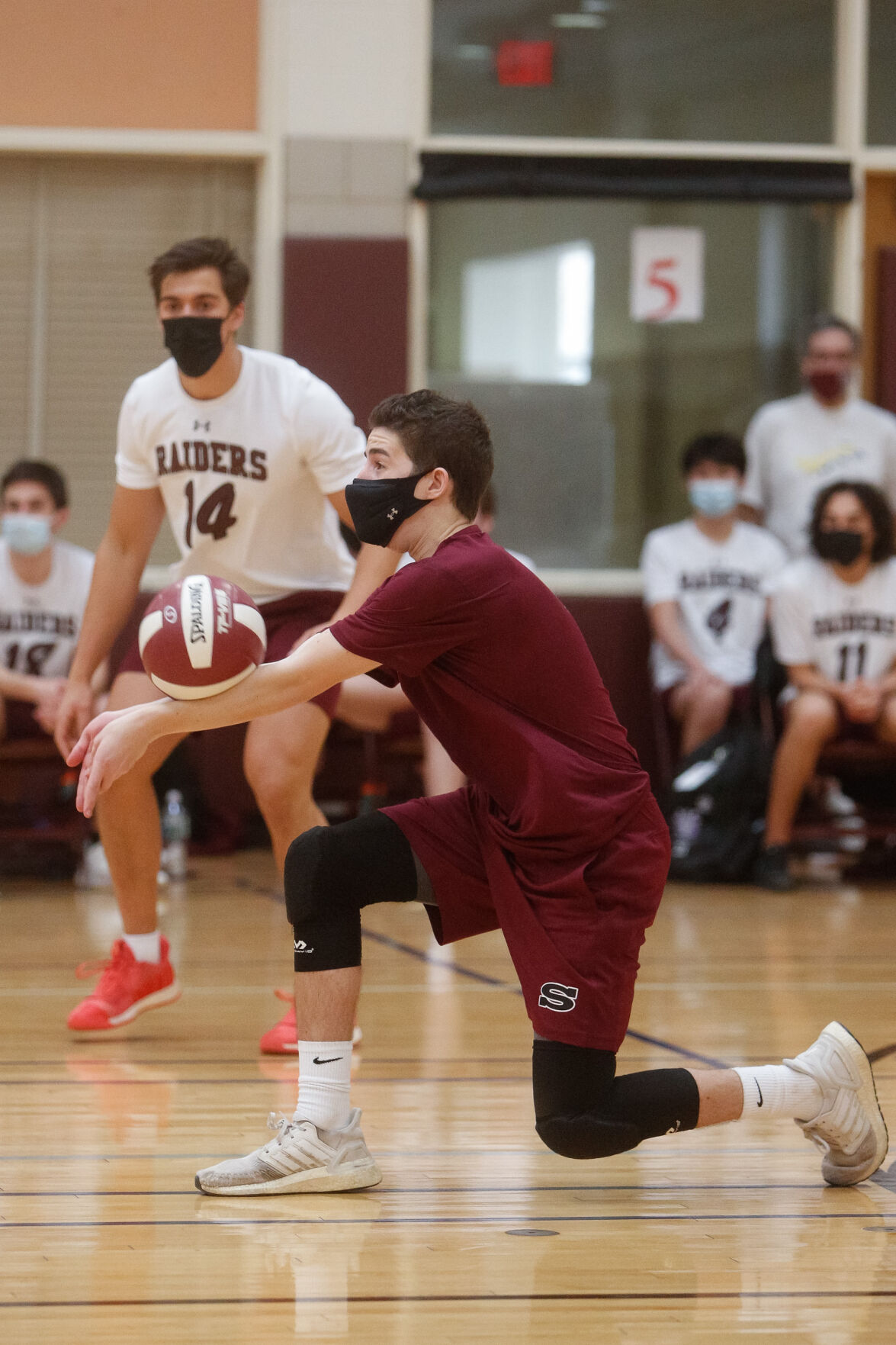 Ben Hoexter Scarsdale Volleyball