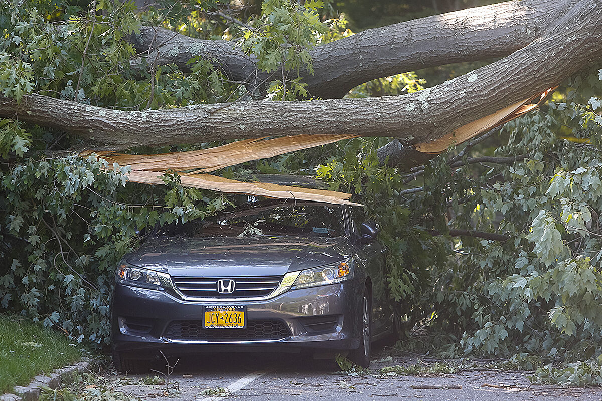 Storm photo Isaias
