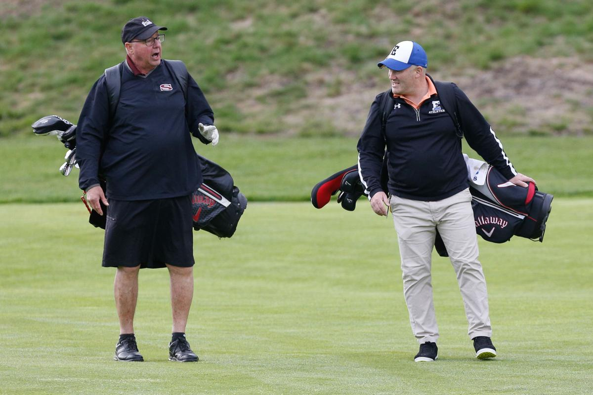 Friends first, competitors second on course coaches