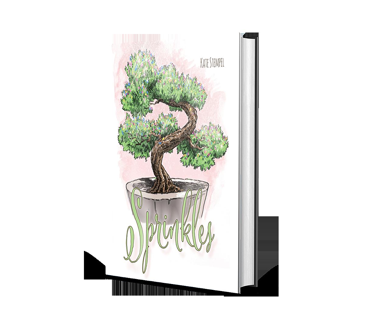 Kate Stempel Sprinkles book cover image