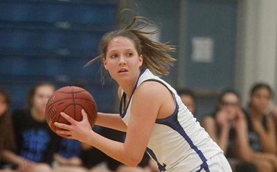 Edgemont girls basketball