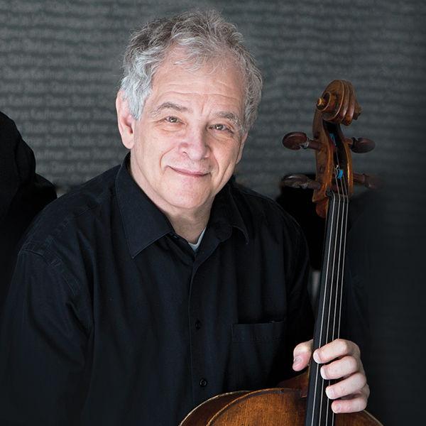 Cellist Krosnick at HBMS master class