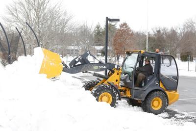 snow digger
