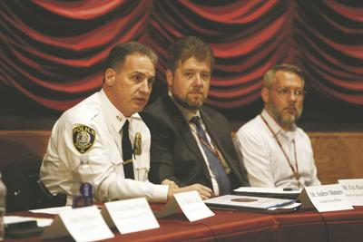 'Community' a vital part of school safety