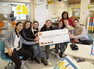 Seven students win grant for adaptive clothing