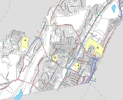 Greenburgh sidewalk map from 5/1 paper
