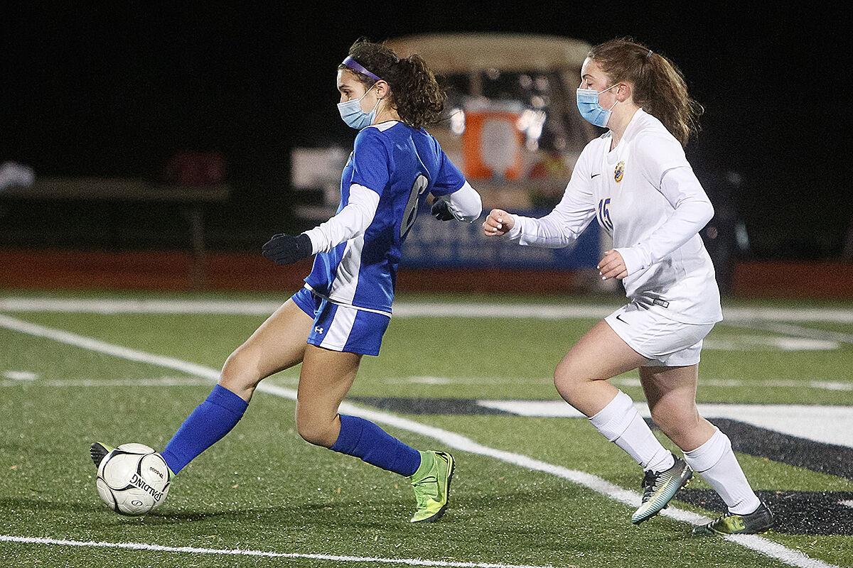 Edgemont girls soccer