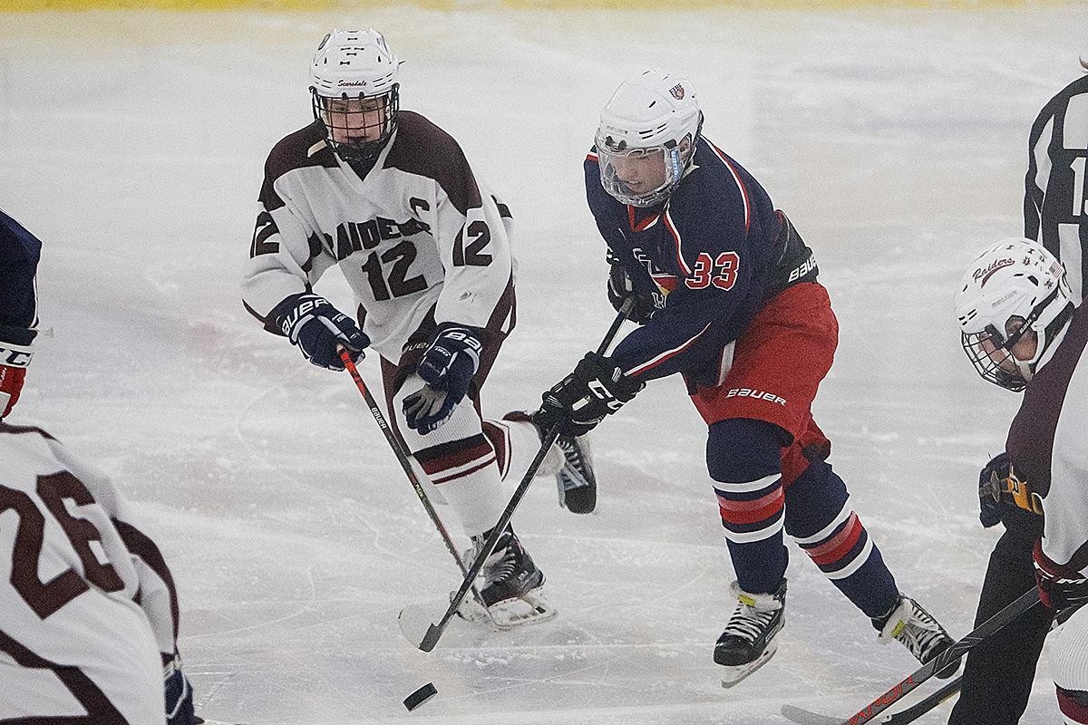 ETBE vs Scarsdale ice hockey