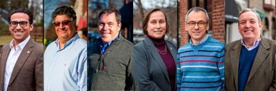 Trustee Candidates Slate