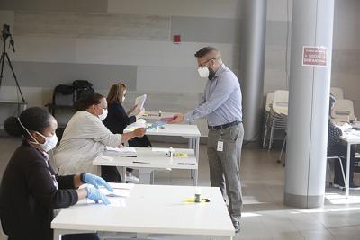 Hagerman voting tally photo
