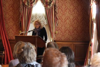 Historian considers dearth of great women artists