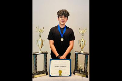 Nagaldinne wins 2 essay competitions
