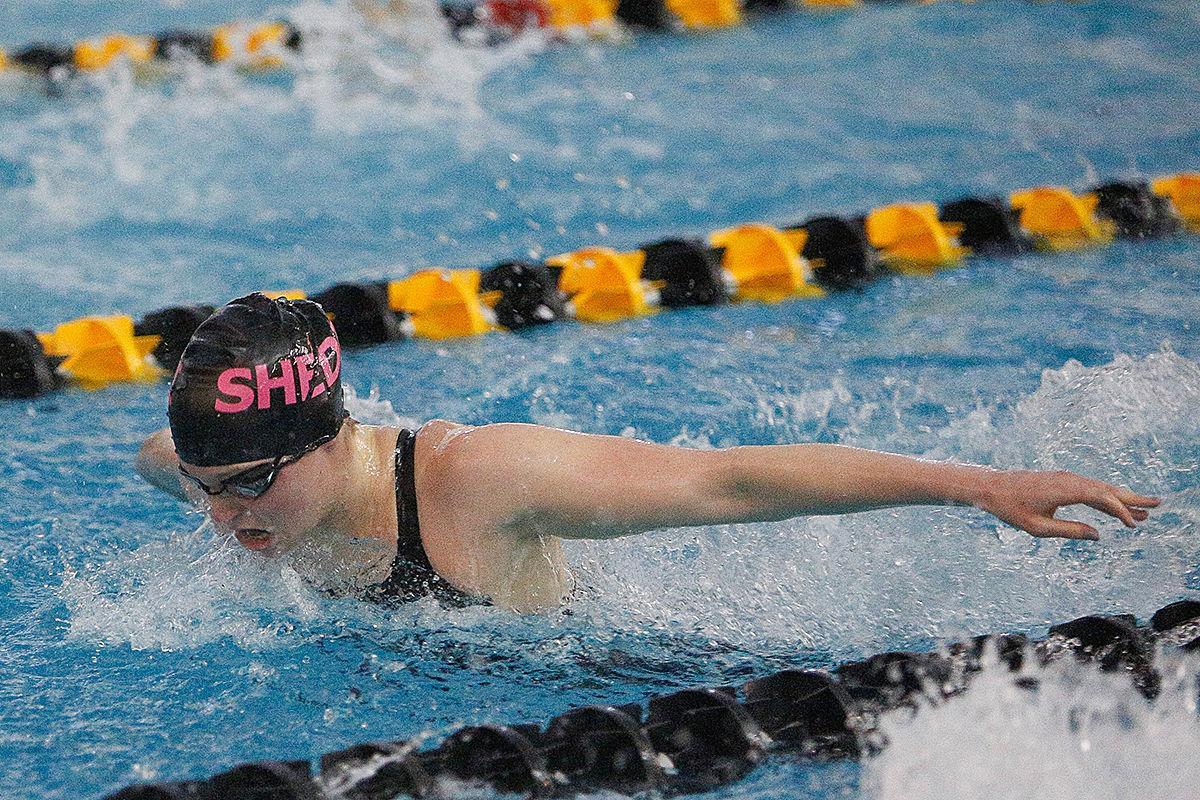 Girls swim finals SHEDI Mikayla Klein 2.jpg