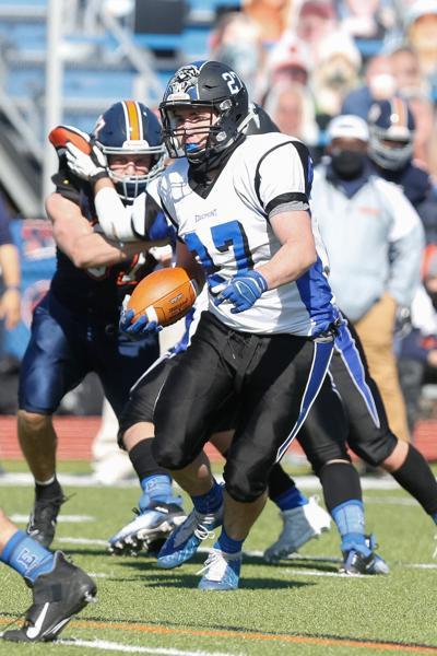 Jake Rosen Edgemont football