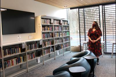 Library Brinley photo