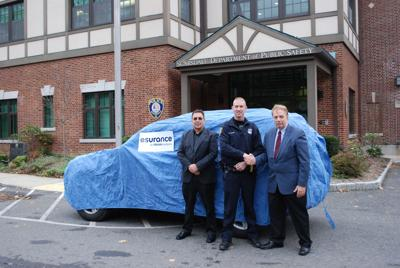 New undercover vehicle aids police in larceny arrest