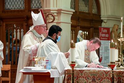 IHM priests honored