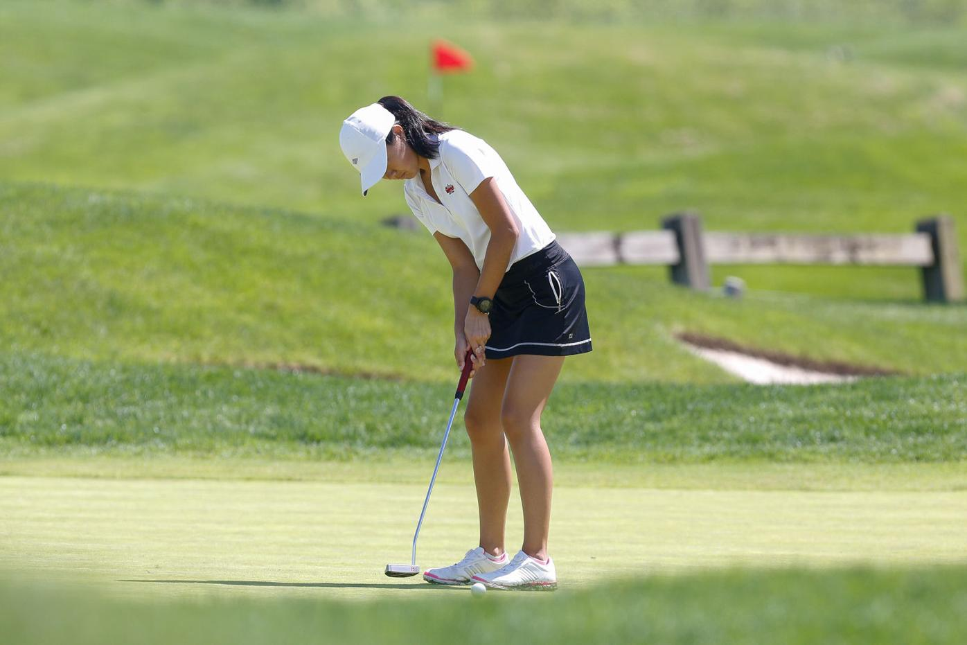 Lee, Chiu help section win girls golf state title Lee