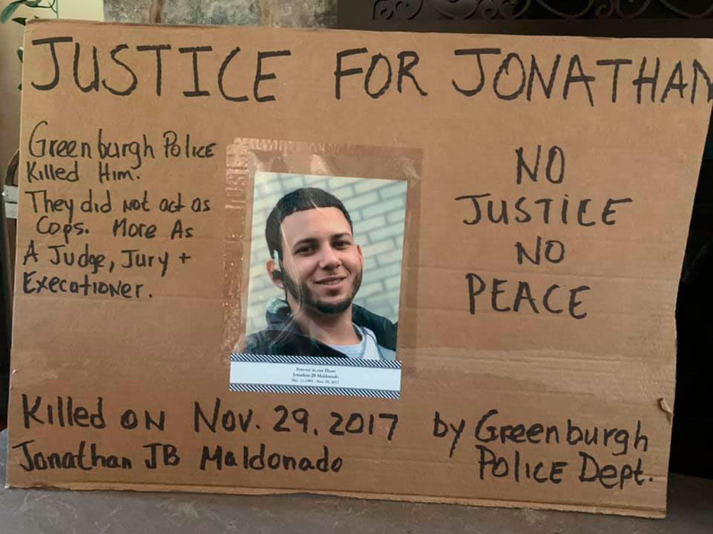 Jonathan Maldonado poster photo
