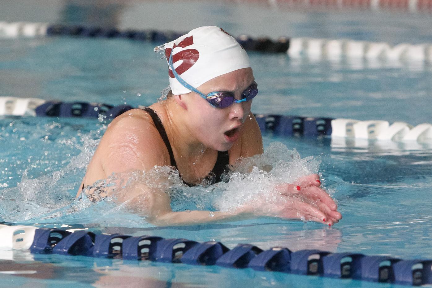 Sc girls swim