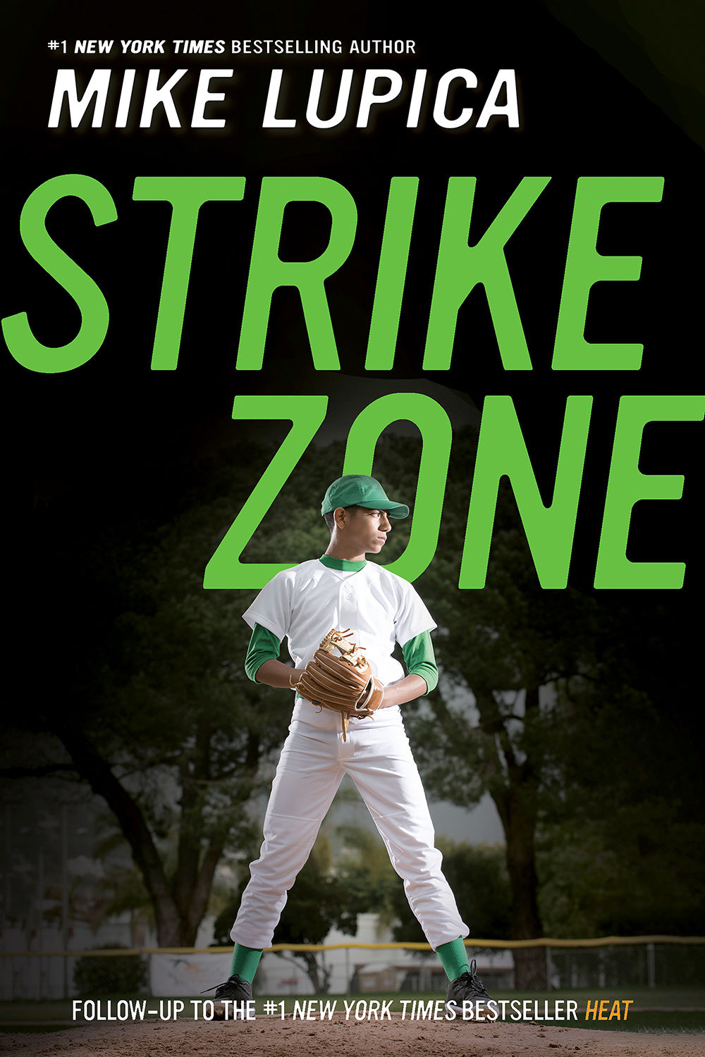 Mike Lupica Strike Zone cover