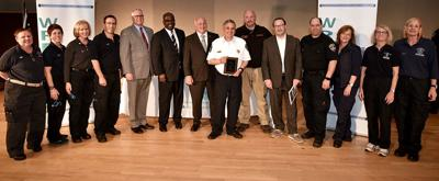 Scarsdale ambulance corps receives top countywide awards photo