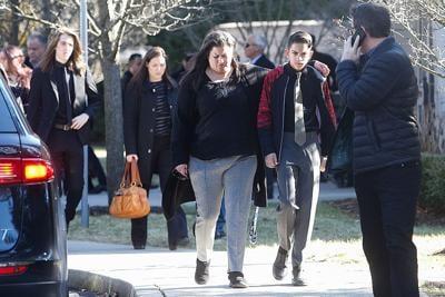 Jordan Wachtell Shaarei Tikvah funeral photo