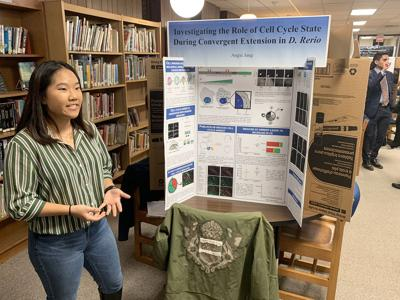 EHS students excel in science research