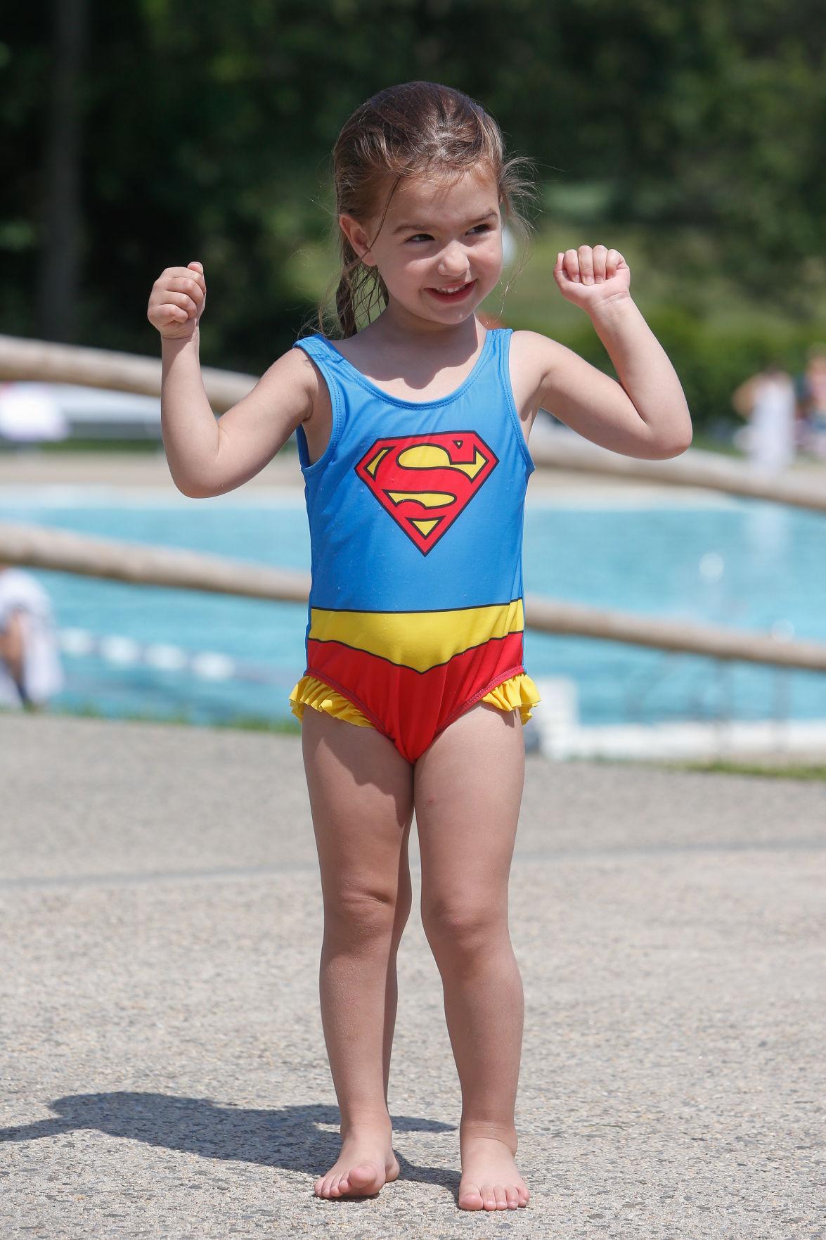 Super Hero day 1