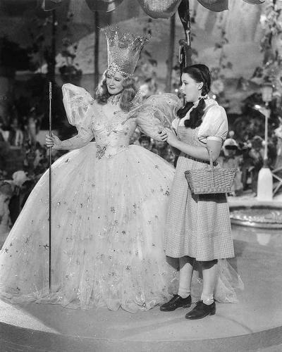 Billie Burke Wizard of Oz photo