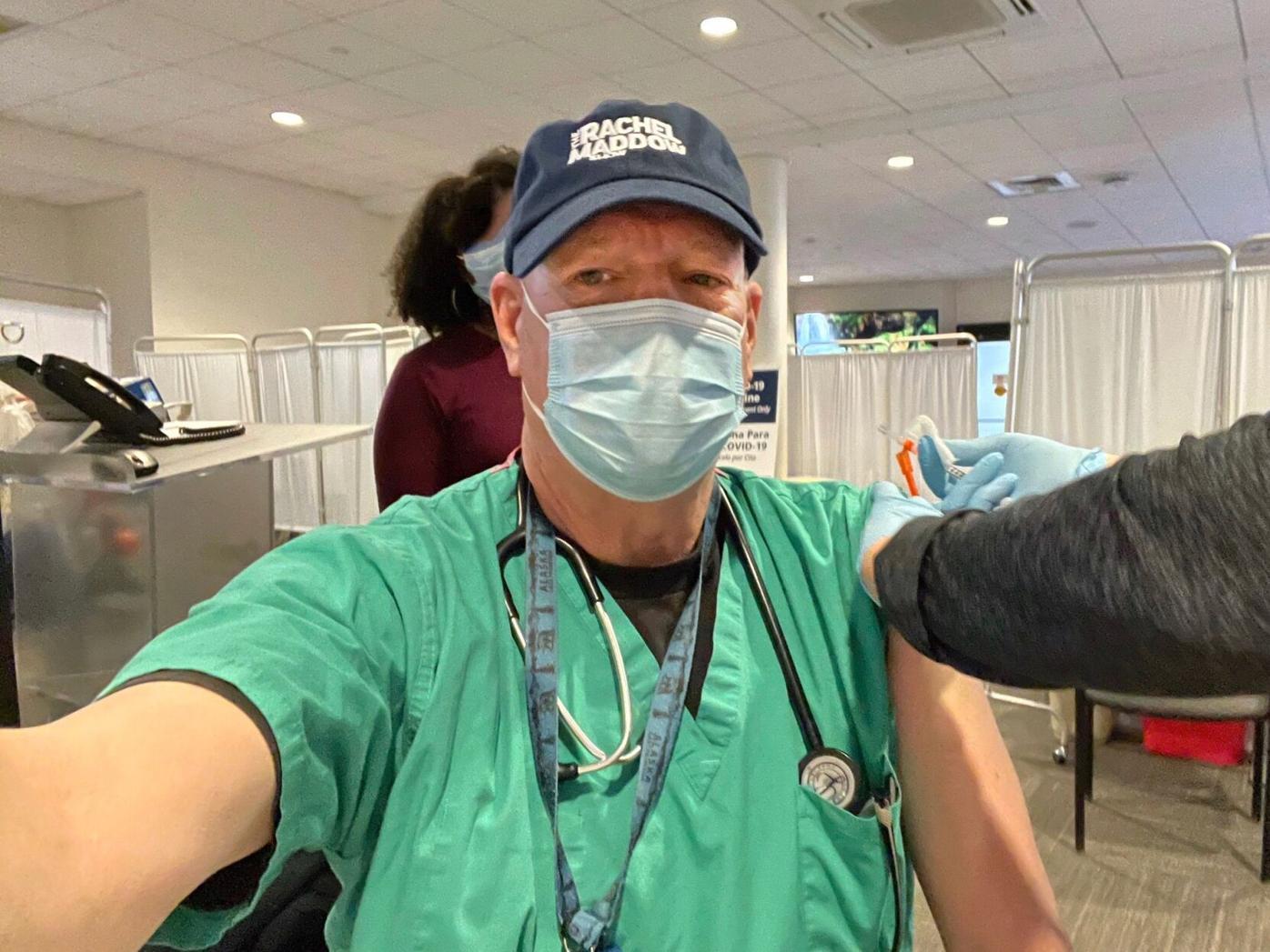 David Lawless vaccine