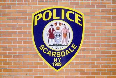 Scarsdale Police blotter logo