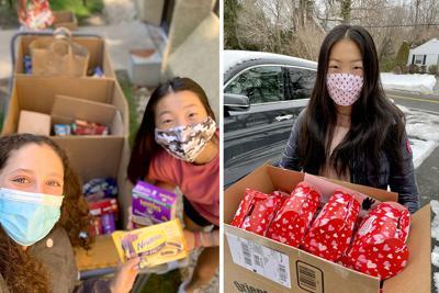 SHS volunteers: Operation Smile Club