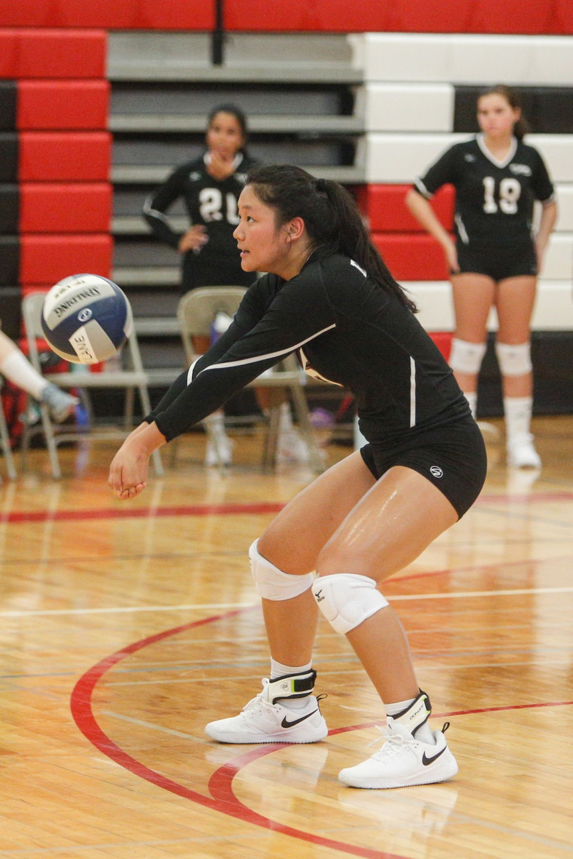Magan Chin photo Scarsdale volleyball